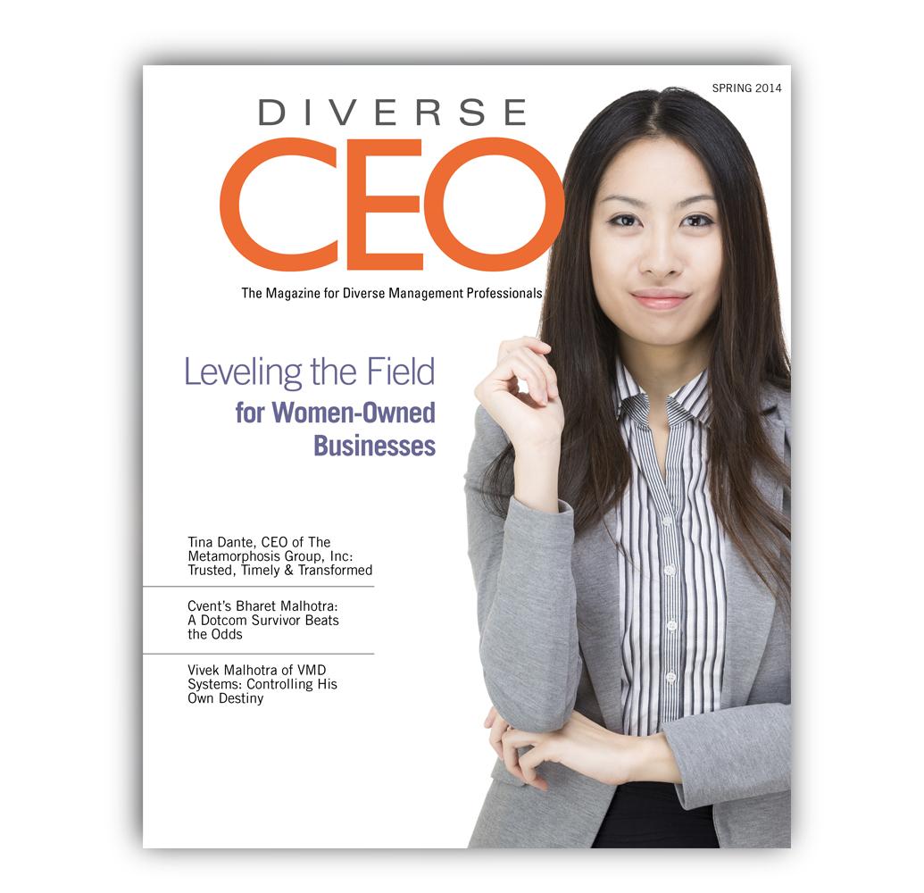 Diverse CEO