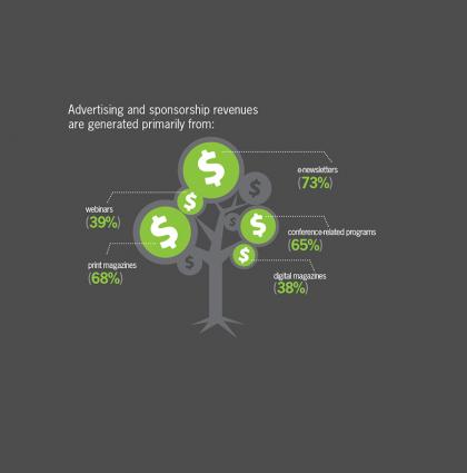 Association Media Revenue Stats