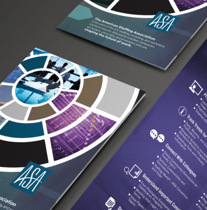 ASA membership brochure
